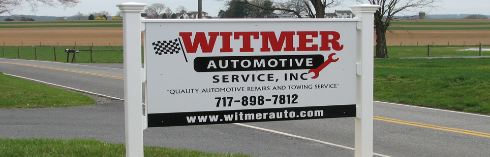 Witmer Automotive Service, Inc.